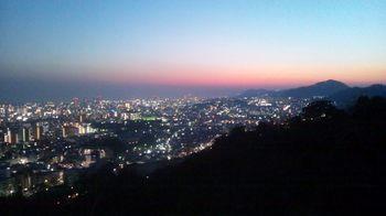 20130112 14神戸夜景ツアー3山からの夜景1.JPG