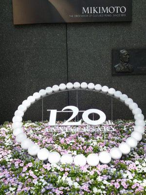 20130519 銀座MIKIMOTO.JPG