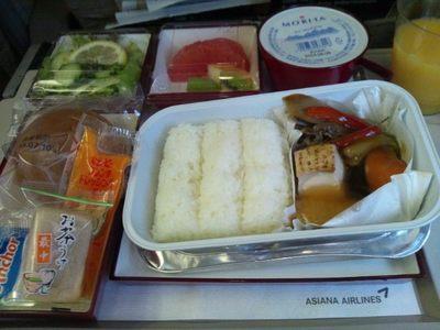 20130709 1Asiana機内食.JPG