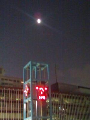 20130718 渋谷公会堂時計塔.JPG
