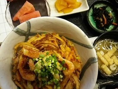 20150727 海鮮かき揚げ丼定食.jpg