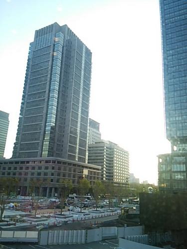 20170415 東京駅丸の内口前.JPG