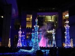 20171125 カレッタ汐留イルミ6.jpg